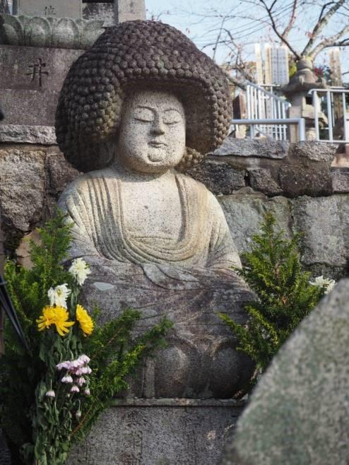 大仏 アフロ 京都の寺院【金戒光明寺】新選組発祥の地にはアフロ大仏がいる|60%の日常