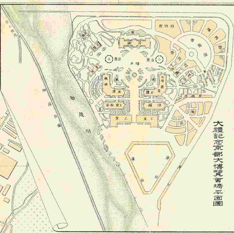 京都府立植物園 97年の歴史① ―あの土地は「内国博覧会会場」予定地 ...